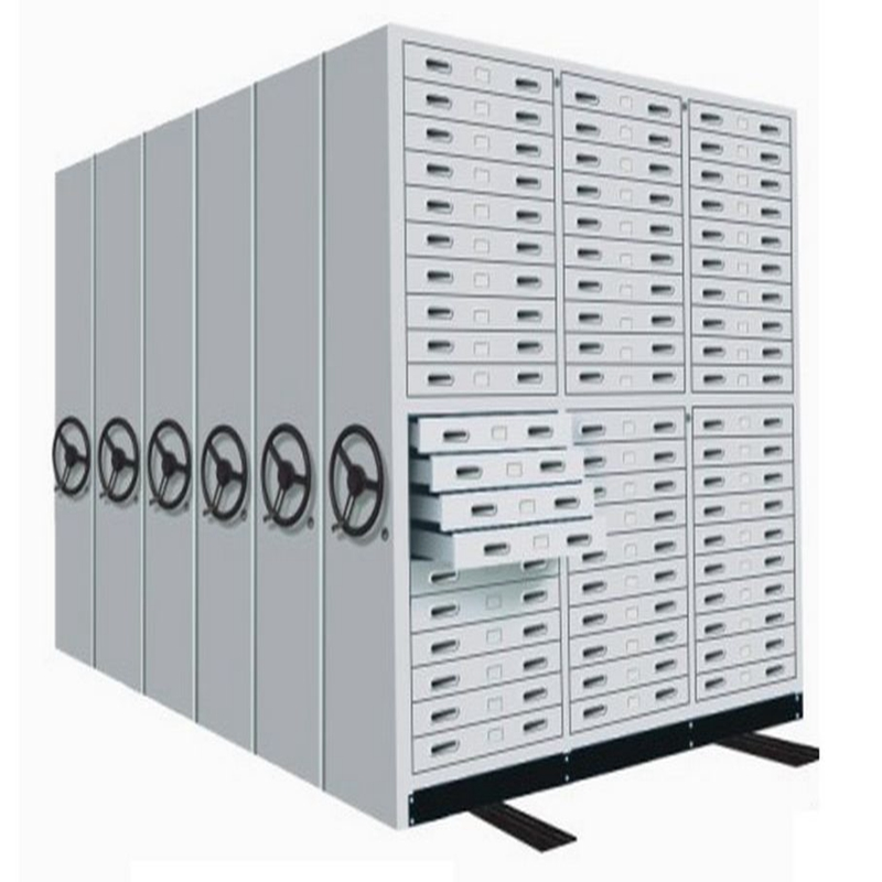 Movable Filing Cabinets Storage Shelf